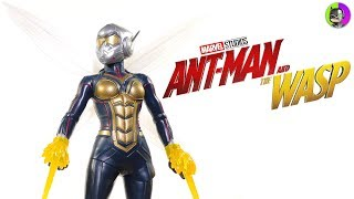 """""""THE WASP"""" with Wing FX Review   Ant-Man and The Wasp"""