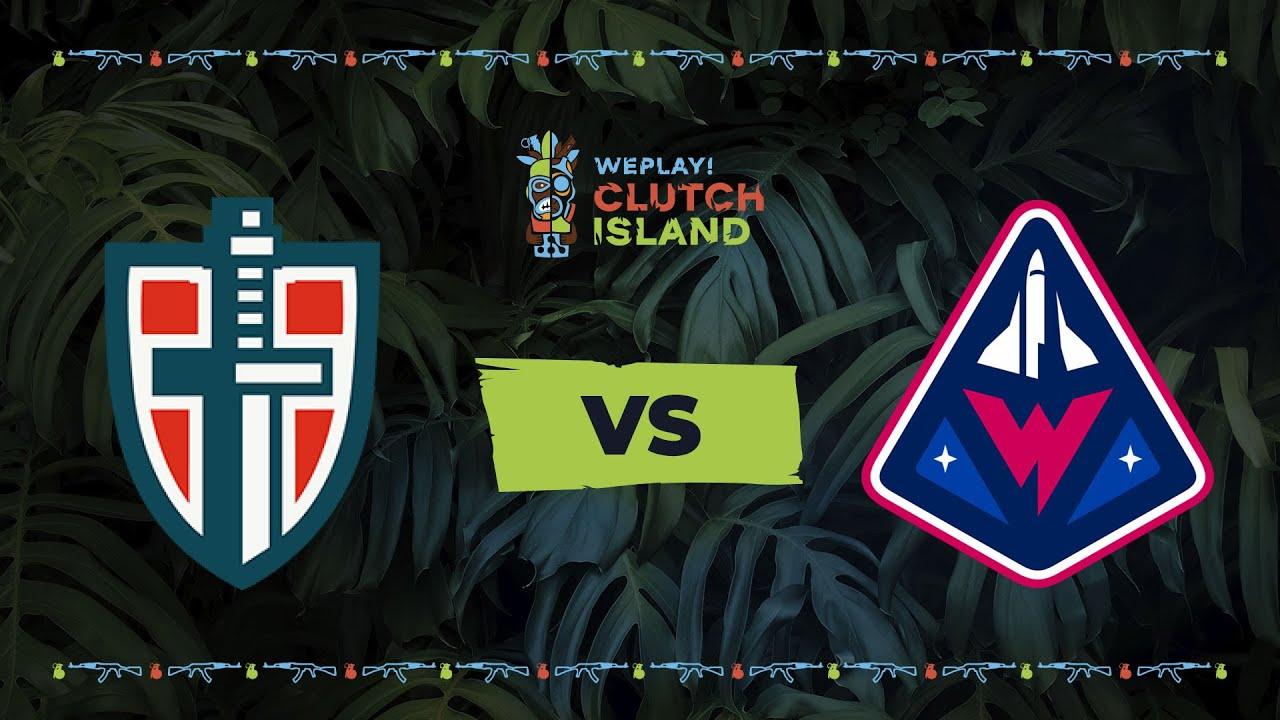 Espada vs Winstrike - WePlay! Clutch Island                                                                     #1 - CS:GO