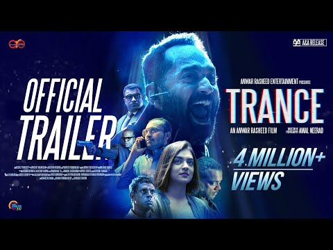 Trance Malayalm Movie Trailer