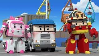 Робокар - мультики про машинки - Будьте здоровы (HD) - Серия 25