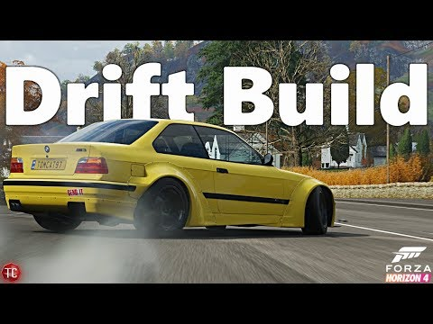 Forza Horizon 4 Bmw E36 M3 V8 Swap Drift Build Tc9700gaming