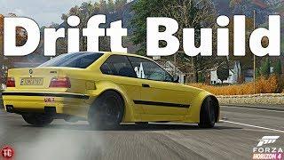 Forza Horizon 4: BMW E36 M3, V8 Swap Drift Build!