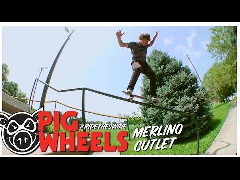PIG Wheels Cutlet: Nick Merlino