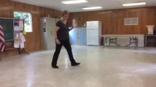 NEVER EVER Line Dance -- Teach only