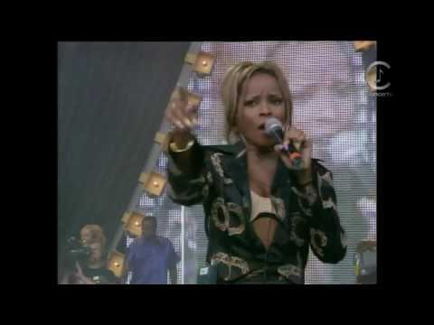 Rod Stewart, Chaka Khan, Mary J Blige & Steve Winwood   Papa was a rolling stone