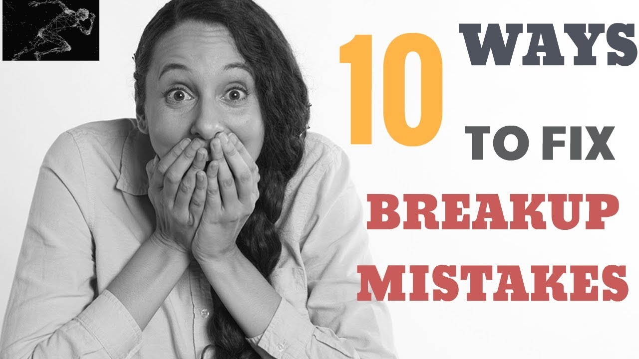10 Ways on How to Deal With Breakups | TotalTransformation
