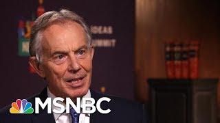 Former Prime Minister Tony Blair On Terror Attacks: