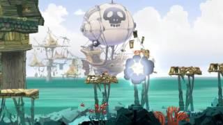Rayman Origins   Mar de la tranquilidad   Tesoro Pirata