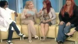 The Judds - Highlights from The View - 4.7.11