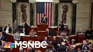 With Paul Ryan's Gavel, House Passes Tax Bill   MSNBC