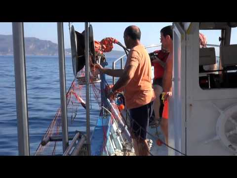 YouTube che pesca con Fadeyev
