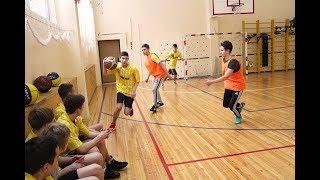 "Баскетбол. Юноши.  ""Школа №9"" - ""Школа №17"" - (19:0)"