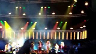 Anouk Heaven knows Westerpark 5 7 09