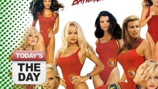 TODAY IS THE DAY THAT BAYWATCH PREMIERED!