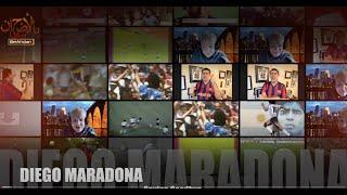Ciao  Maradona !!