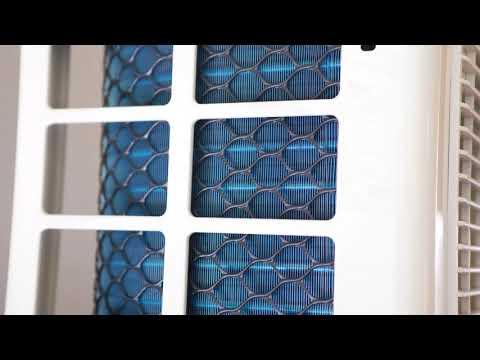 Кондиционер Gree GWH24YE-S6DBA2A (Amber DC inverter) Wi-Fi Video #1