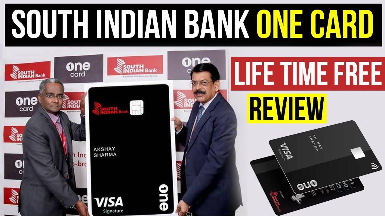 SIB ONE CARD | South Indian Bank One Card | South Indian Bank Credit Card thumbnail