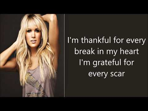 Lessons Learned - Carrie Underwood