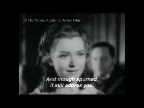 Overture to Glory/ Der Vilner Balebesl (1940) Clip