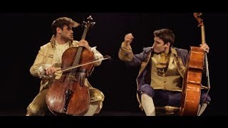 Gambar cover 2CELLOS - Thunderstruck [OFFICIAL VIDEO]