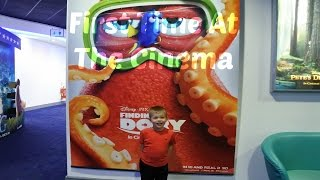 First Time At The Cinema | Day 87