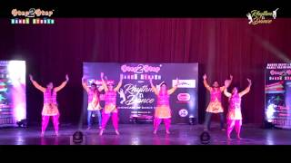 Satrangi Titli | Radio | Angreji Beat | Punjabi Stage Bhangra Performance By Step2Step Dance Studio