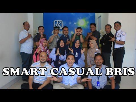 Smart Casual BRI Syariah