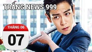 Tại sao T.O.P không hút thuốc lào của Việt Nam | TRẮNG NEWS 999 | 07/06/2017