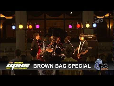OPUS 2010: 3rd Place - Brown Bag Special
