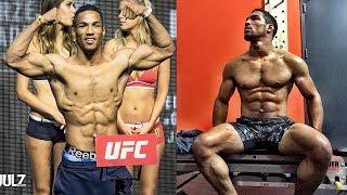 Кевин Ли молодой талант UFC