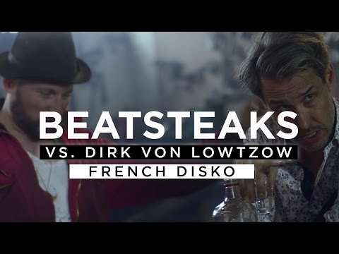 Beatsteaks vs. Dirk von Lowtzow – French Disko (Official Video)