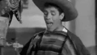 Dean Martin, Carmen Miranda And Jerry Lewis