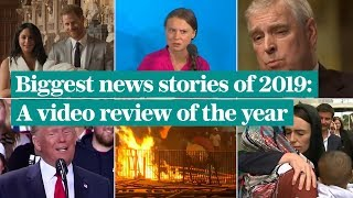 From Prince Andrew's interview, a landslide election and Trump's impeachment: The biggest stories of 2019