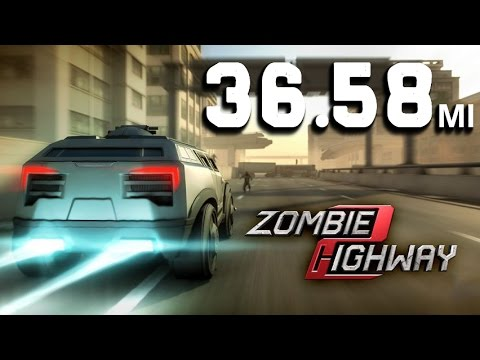 zombie highway 2 Longest run ever