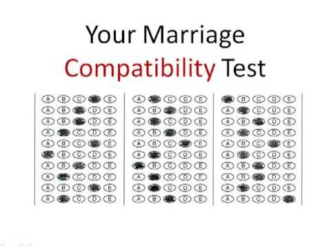 Marriage compatibility test by birthday
