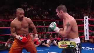 The ultimate guide on how to slip punches like Joe Calzaghe vs. Roy Jones Jr. fight analysis
