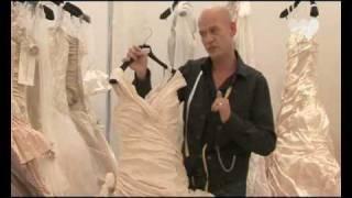 Designer Wedding Dresses: Ian Stuart 2 - WeddingTV