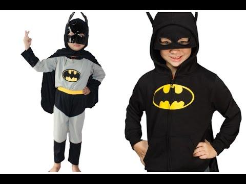 disfraces de batman para niños - #Halloween