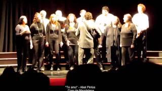 preview picture of video 'Te amo - Coro de Magdalena'