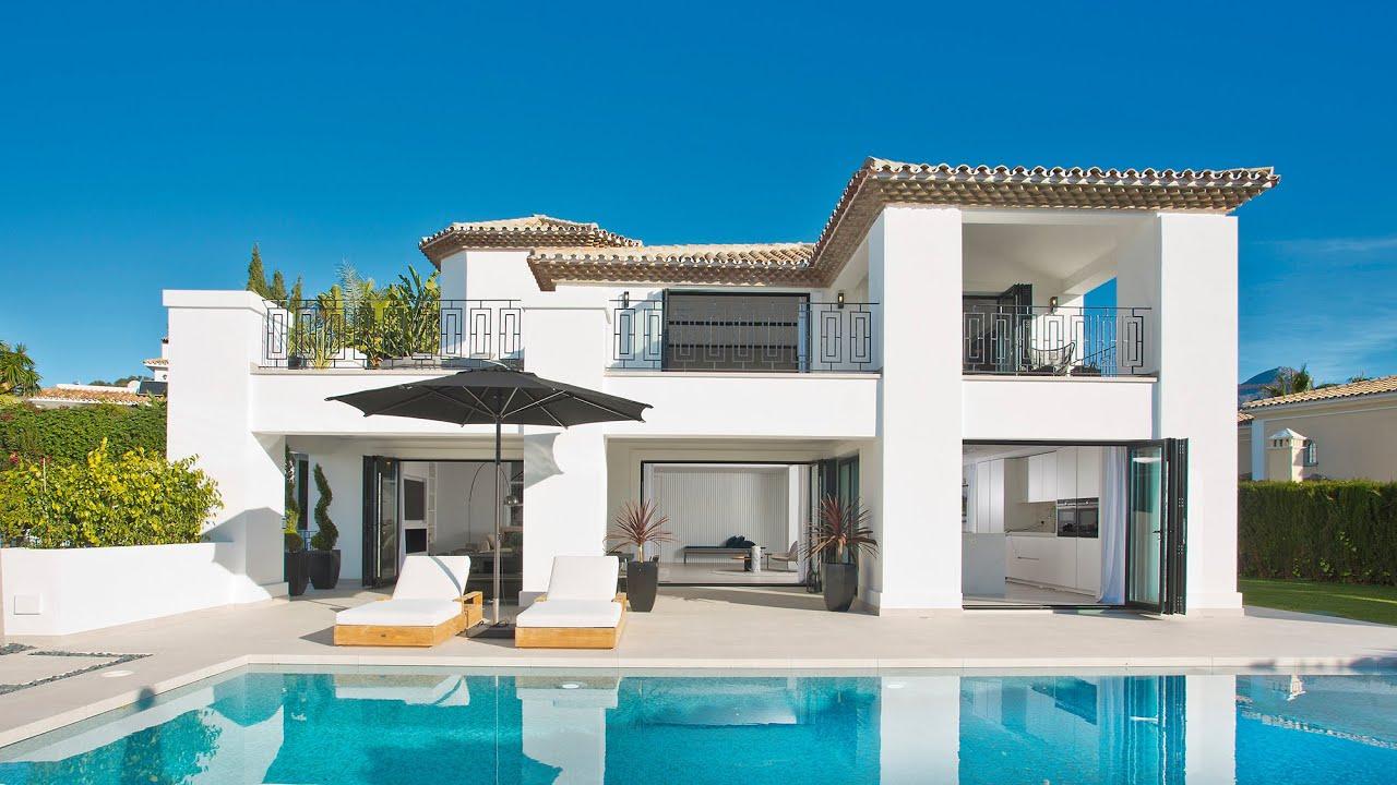 Contamporranea Villa de lujo en venta en Nueva Andalucia, Marbella