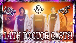 THE 14TH DOCTOR HAS ALREADY BEEN CAST?!- [Ft Jamie Radcliffe] (Doctor Who theories and discussion!)