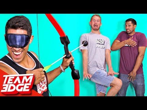 Blind Shooter Challenge!!