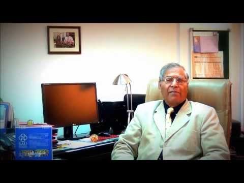 South Asian University President Prof. GK Chadha invites prospective students to apply in this university established by SAARC for 2013 -14 batch.  Track: Morning Glory / Karunesh   Uploaded by SouthAsianUniversity on Jan 09, 2013   South Asian University