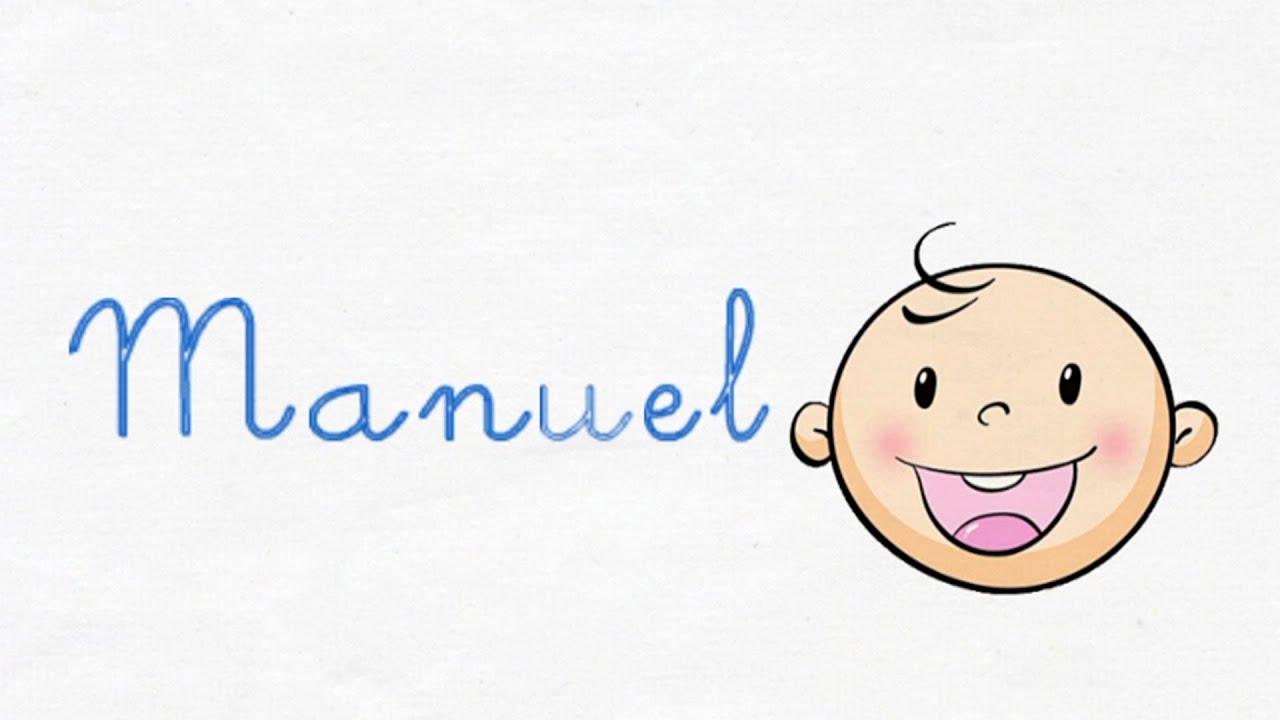 Significado y origen del nombre Manuel - Nombres de niño