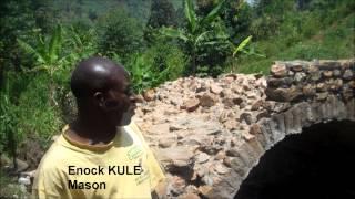 preview picture of video 'Stone Arch Bridge in Uganda'