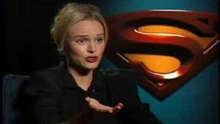 Superman Returns Kate Bosworth Interview
