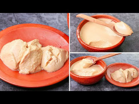 Sweet Yogurt Recipe With 3 ingredients | Misty Doi | Sweet Dahi | Bengali Sweet Yogurt | Yummy
