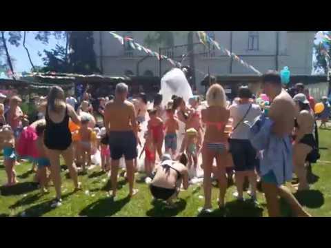 Відео Дитяча пінна вечірка  1