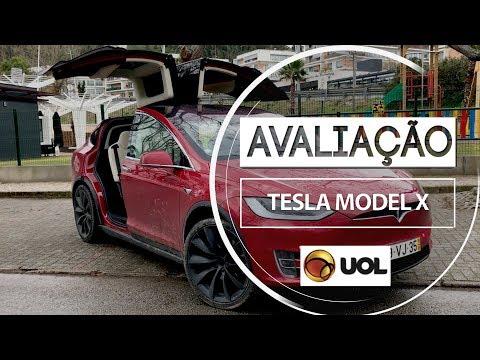 AVALIAÇÃO: TESLA MODEL X É SUV ELÉTRICO COM ESPAÇO E AUTONOMIA
