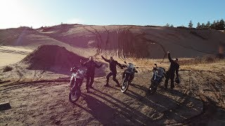 Wild Single Track Off Road Expedition On Triumph Tiger 800xcx And Two BMW F800Gs  Dual Sport Bikes